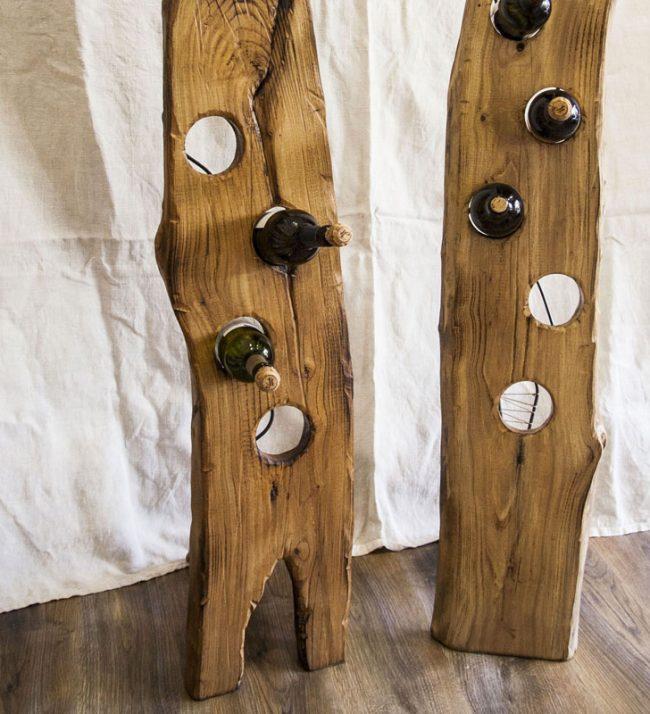 realizzazione complementi d'arredo in legno